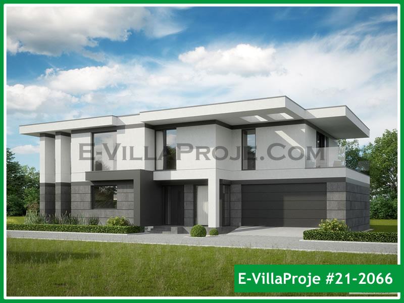 Ev Villa Proje #21 – 2066