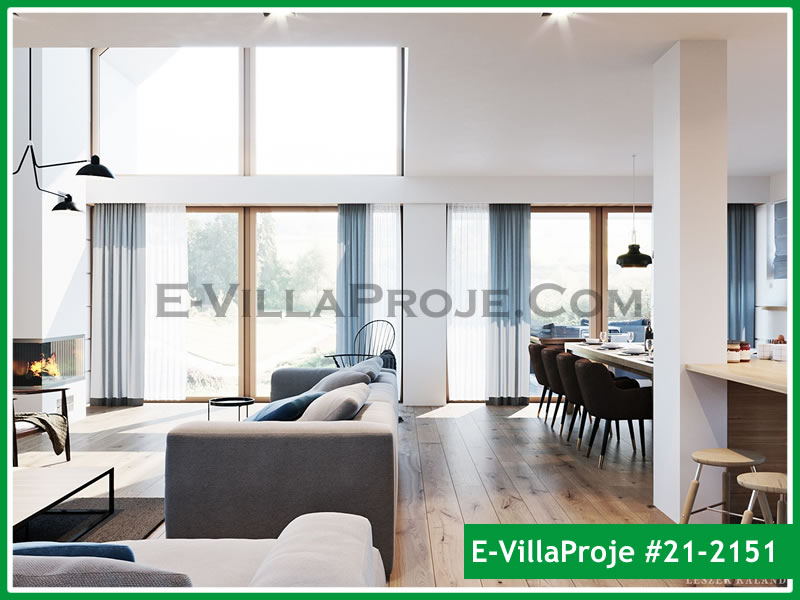 Ev Villa Proje #21 – 2151