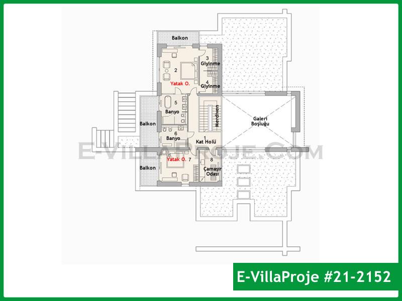 Ev Villa Proje #21 – 2152