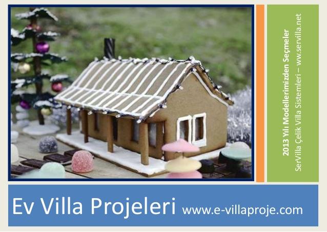 Ev Villa Projeleri Seçmece Modeller Katalog!